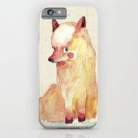 iPhone & iPod Case featuring babyfox by Paola Zakimi