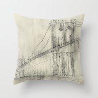 Designations Throw Pillow