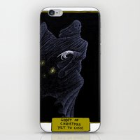 Ghost Of Christmas Yet T… iPhone & iPod Skin