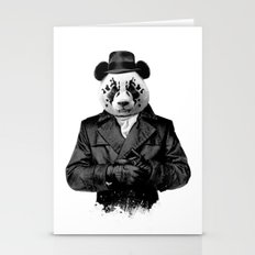 Rorschach Panda Stationery Cards