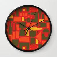 Brew City Wall Clock