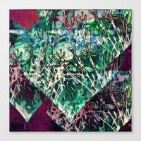 Natures heartbeat Canvas Print