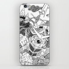 Cycloptic Samurai iPhone & iPod Skin
