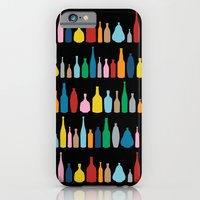 iPhone & iPod Case featuring Black Bottle Multi by Project M