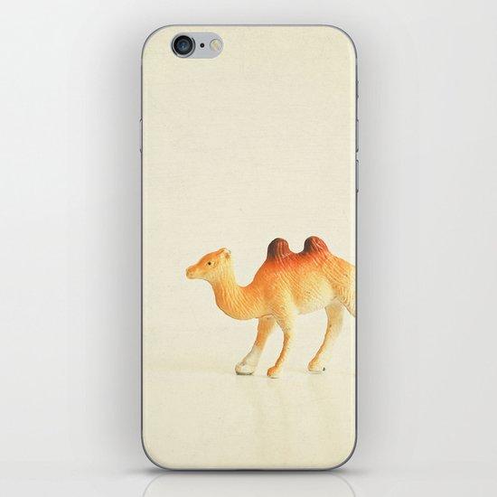 Cunning Camel iPhone & iPod Skin