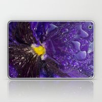 Dressed in gold and dew Laptop & iPad Skin