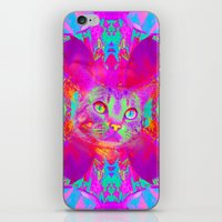 Briah-Lady Jasmine iPhone & iPod Skin