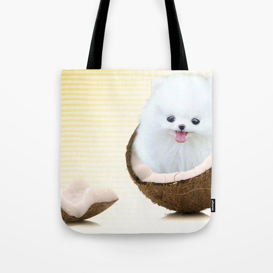 coconutty Tote Bag