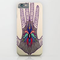 Hand Of Happiness  iPhone 6 Slim Case