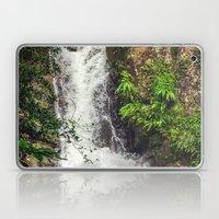 Rainforest Waterfall Laptop & iPad Skin