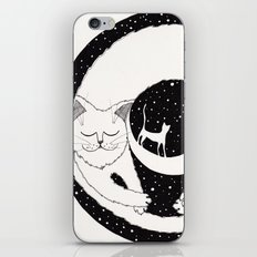 cats life: dreaming iPhone & iPod Skin