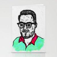 Selfy, Raúl Stationery Cards