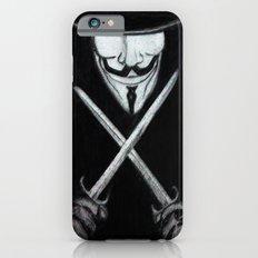 V for Vendetta  (by Esin )5 Slim Case iPhone 6s