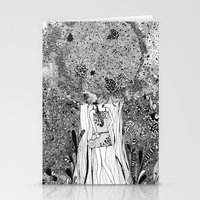 Under The Tree Stationery Cards