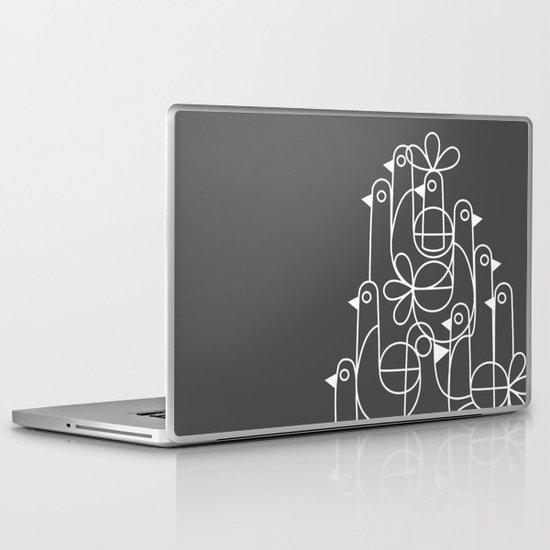Still Looking Laptop & iPad Skin