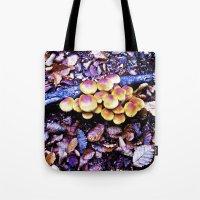 Fungi nature. Tote Bag