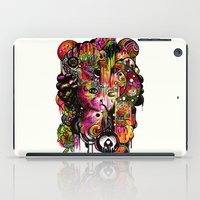 Amygdala Malfunction iPad Case