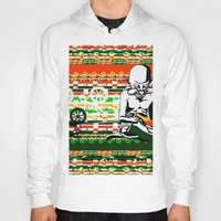 Ghandi And His Spinning … Hoody