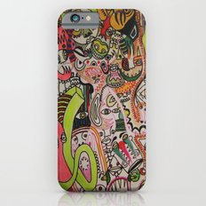 miles davies iPhone 6 Slim Case