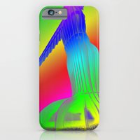 iPhone & iPod Case featuring angel by Daniel Dent