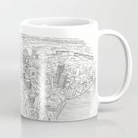 Canary Wharf Mug