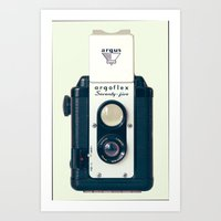 Argoflex Art Print