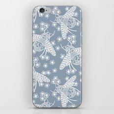 Papercut Bees iPhone & iPod Skin