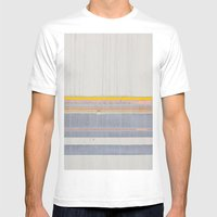The RV Mens Fitted Tee White SMALL