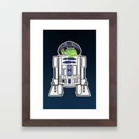 A Droid in you Droid Framed Art Print