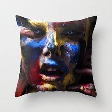 Beneath The Throw Pillow