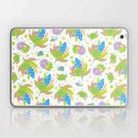 Picnic Pals bouquet in citrus Laptop & iPad Skin