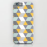 iPhone & iPod Case featuring Geo Textures by Eleanor V R Smith
