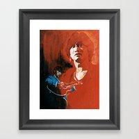 Wong Ka Kui  1962-1993 H… Framed Art Print