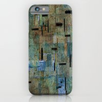 iPhone & iPod Case featuring Pieces of iron by GLR67