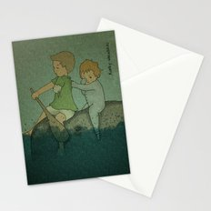 Who Cares? Stationery Cards