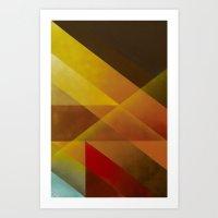 Jazz Festival 2012 (Numb… Art Print