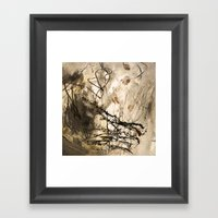 Abstrakt 29 Framed Art Print