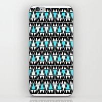 Sky Arrowheads iPhone & iPod Skin