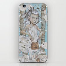 WINTER CENTAUR iPhone & iPod Skin