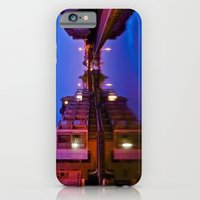The swans silenced iPhone 6 Slim Case