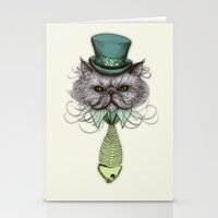 Not Your Average Cat Stationery Cards