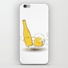 We are not drunk! iPhone & iPod Skin