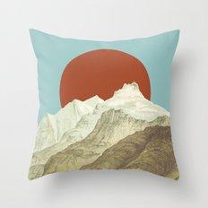 MTN Throw Pillow
