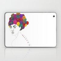 Fashion Illustration 3  Laptop & iPad Skin