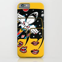 Let's talk about spaceships iPhone 6 Slim Case