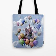Sweet Castle Tote Bag