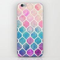 Rainbow Pastel Watercolo… iPhone & iPod Skin