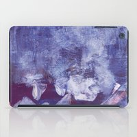 night clouds iPad Case
