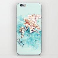 Star-cross'd Lovers iPhone & iPod Skin