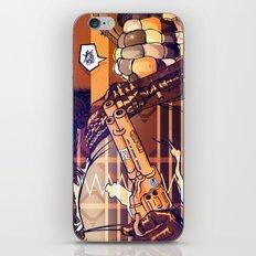Choclo y Salcedo en el oeste (VariantRETRO) iPhone & iPod Skin